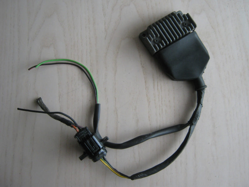 Taunus V6 ignition module